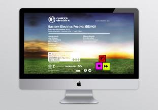 TinyBeastDesign-EasternElectricsFestival-Website