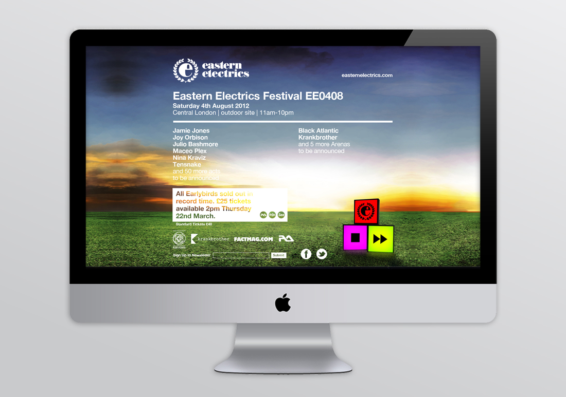 TinyBeastDesign-EasternElectricsFestival-Website