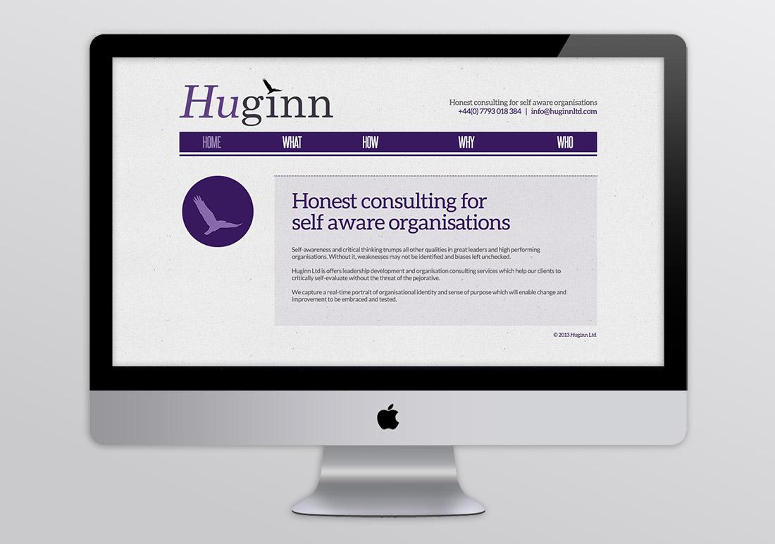 TinyBeastDesign-Huginn-Homepage