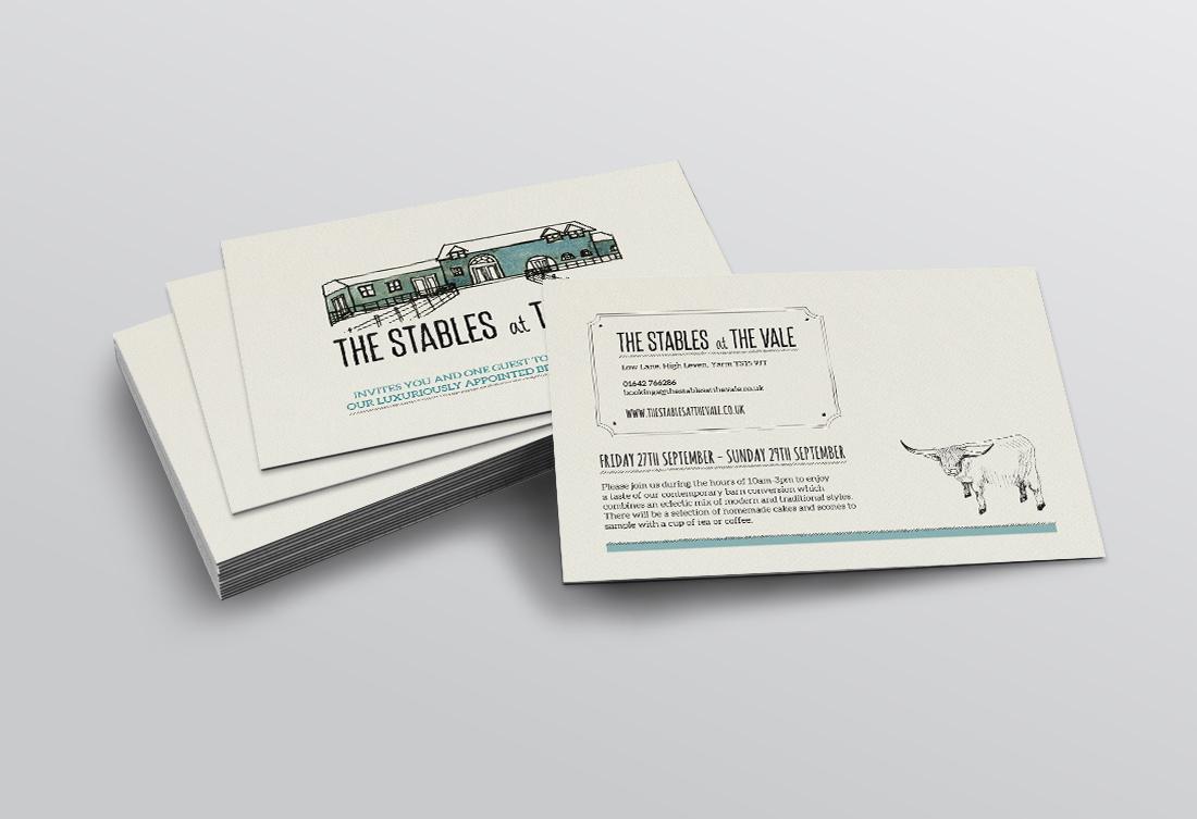 TinyBeastDesign--TheStablesAtTheVale-PostcardInvites