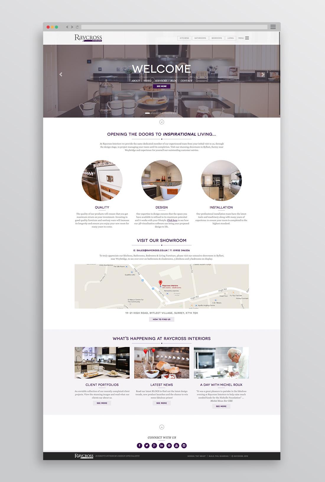 TinyBeastDesign-Raycross-WebsiteHomepage