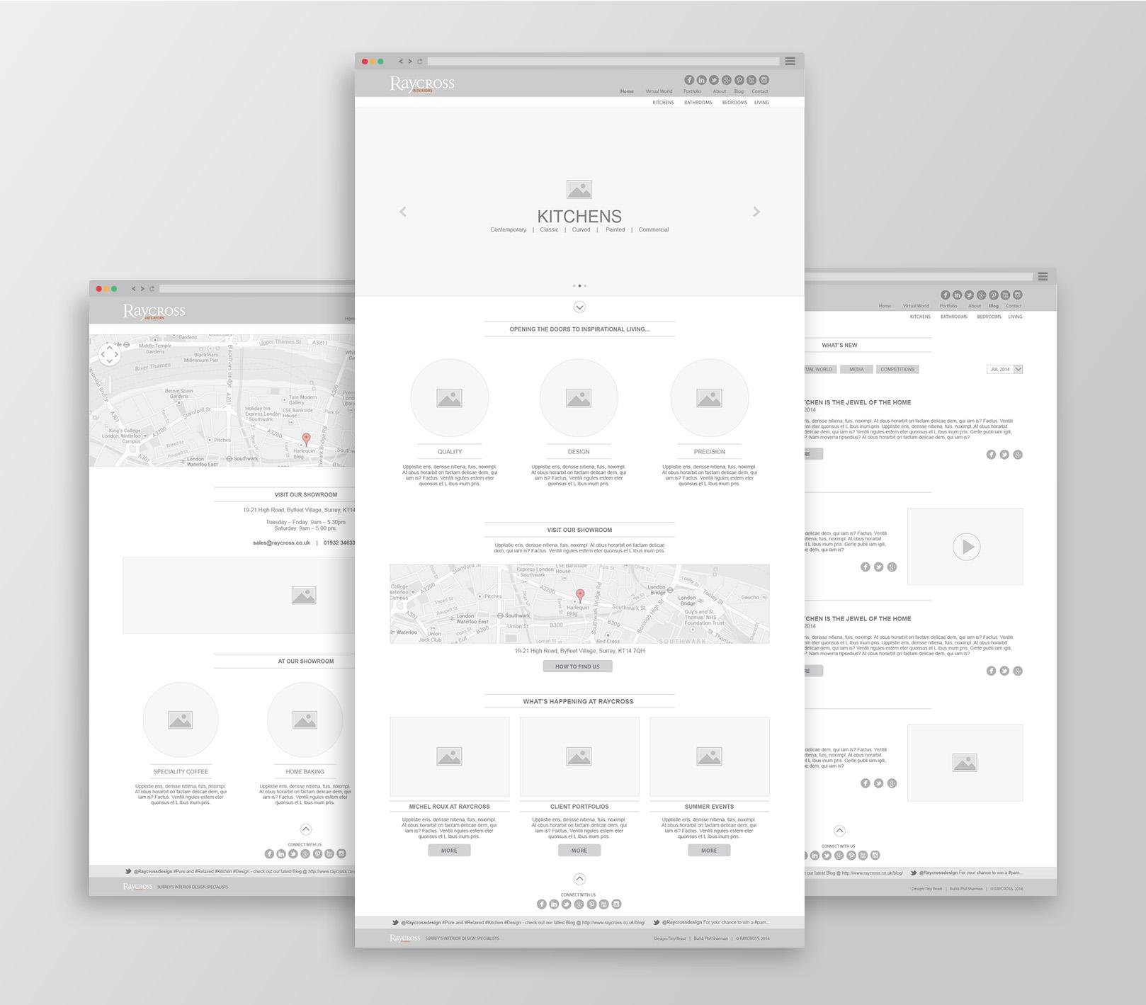 TinyBeastDesign-Raycross-WebsiteWireframes-UX-UI
