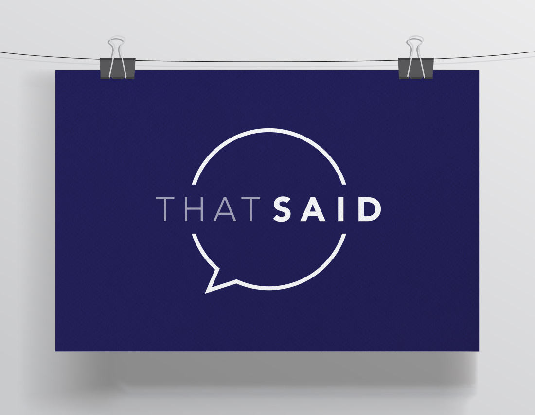 TinyBeastDesign-ThatSaid-Logo