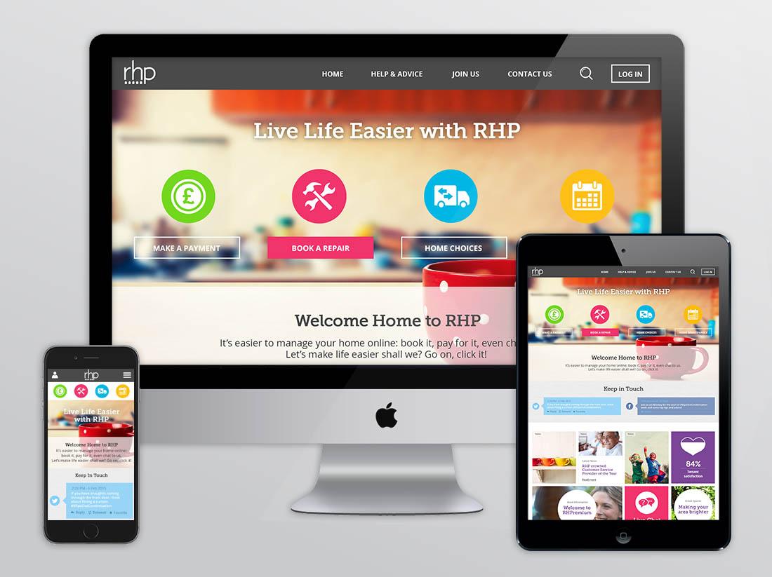 RHP-Website