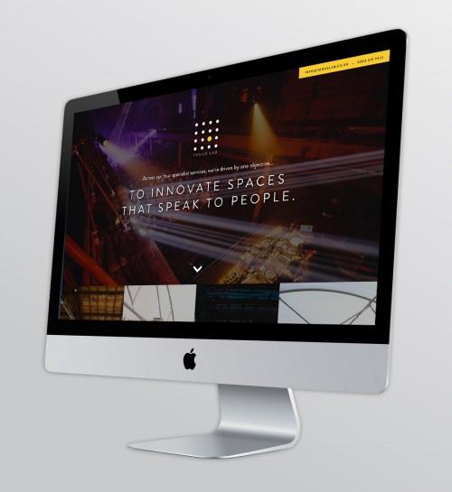 TinyBeastDesign-VenueLab-Website